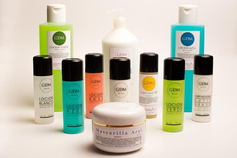 Productos de limpieza Geli d´Mora